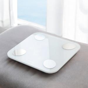 Image 5 - Xiaomi yunmai smart mom baby body fat scale mini2 bathroom weight BMI Fitness electronic LED digital bluetooth APP