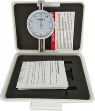 Shore A Durometer Hardness Tester Meter Sclerometer Hardness Tester LX-A-1 Testing Range 0 to 100HA with Single Needle gy 3 analog fruit hardness tester sclerometer penetrometer