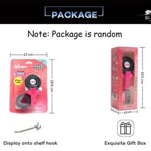Image 4 - Czarna tłoczona drukarka do etykiet do wersji MOTEX E101 aktualizacja CIDY C101 Mini DIY ręczna maszyna do pisania pasuje do 9mm 3D taśma z etykietami