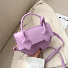 Women's Bag Saddle Small Bag 2020 New Fashion Sense Messenger Bag
