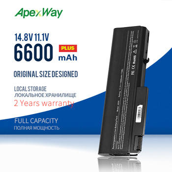 9 Cells 6600 mAh 11.1v Laptop battery for HP EliteBook 6930p 8440p 8440w ProBook 6440b 6445b 6450b 6540b 6545b 6550b 6555b - discount item  18% OFF Laptop Parts & Accessories
