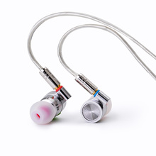 2019 TinHIFI Tin Audio T4 In Ear Earphone 10mm CNT Dynamic Drive HIFI Bass Earphone Metal Earphone