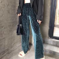 RUGOD 2019 Autumn Winter Women Long Pants High Waist Loose Straight Pants Korean Chic Fashion Female Trousers