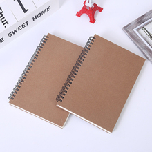 1PCS Sketchbook Diary Drawing Painting Graffiti Small Soft Cover Blank Paper Notebook Memo Pad School Office Pads Stationery creative stationery kraft paper notebook sketchbook plain cahier note pad copybook diary soft copybook for school n050