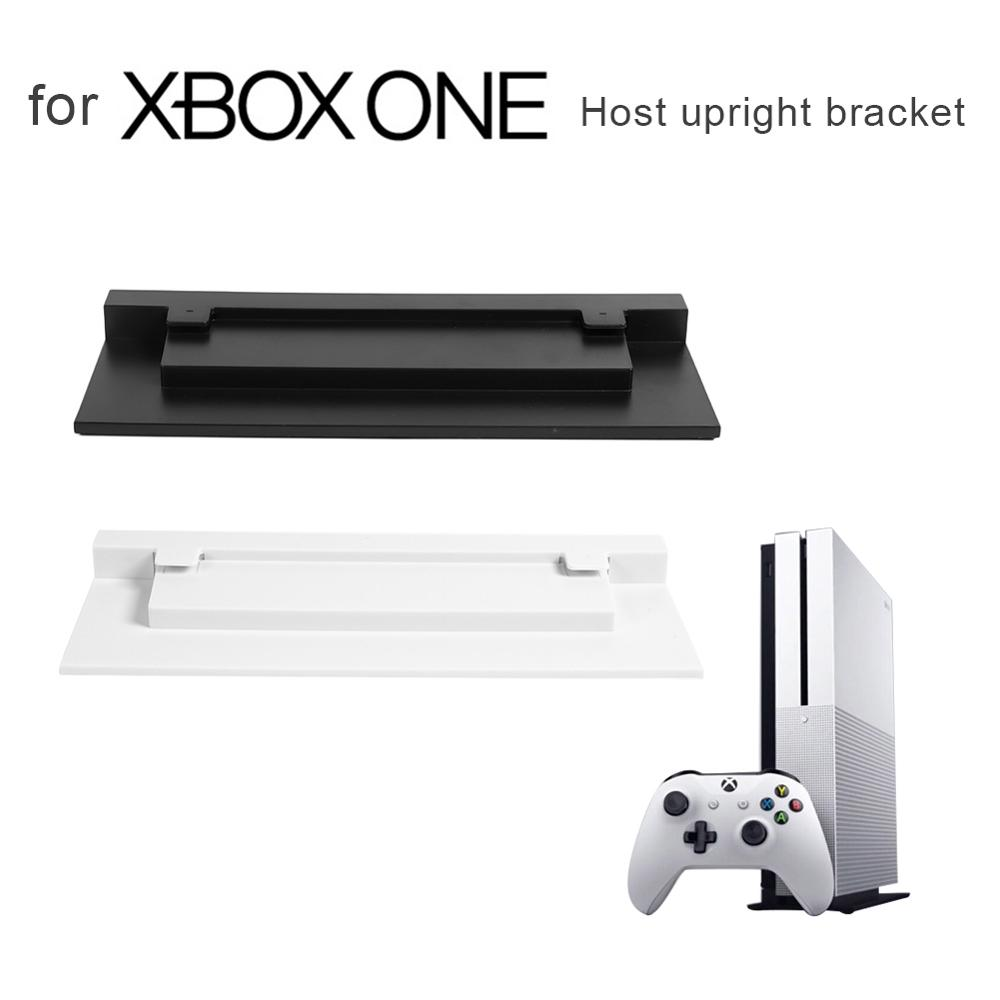Vertical Stand Base Mount Holder Bracket For XBOX ONE Slim Game Console Placing Bracket Stands Holder Case Gaming Accessories