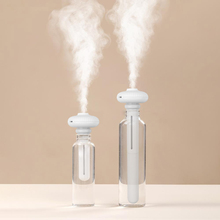 Мини 12 в автомобильный паровой увлажнитель воздуха очиститель воздуха Арома диффузор эфирное масло диффузор увлажнитель автомобиля USB питание