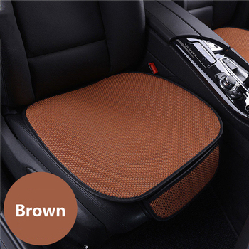 ZRCGL Universal leather Car seat covers for BMW all models f30 f10 e46 x5 e70 x1 x3 e39 x5 x4 f11 car styling car Cushion image