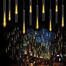Метеоритные светильники для душа 30 см 8 трубок 192 светодиодов