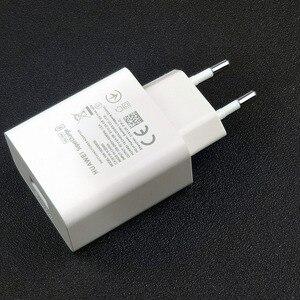Image 2 - מקורי האיחוד האירופי Huawei P30 פרו מהיר מטען 40W לדחוס מהיר תשלום 5A usb סוג c כבל עבור P20 Mate 30x20 נובה 4 5 5t