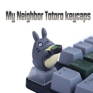 Image 5 - PBT Tùy Chỉnh Hình Hoạt Hình Anime R4 ESC Chơi Game Keycap Dưới Backlit Keycaps Quà Tặng Halloween Cho Cherry MX Cơ Nắp Phím