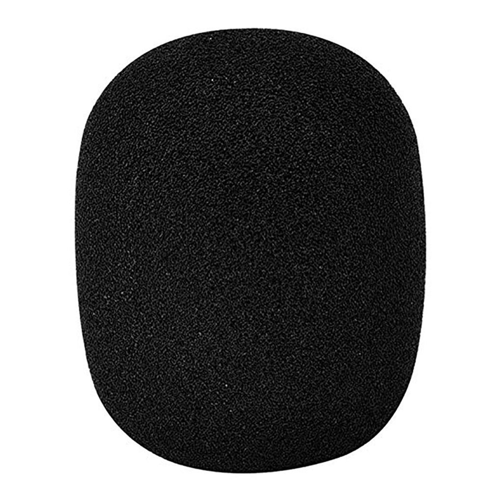 Thick Non-Disposable Thick Sponge Cover Windproof Microphone Cover Ktv Microphone Spray Cover Microphone Cover