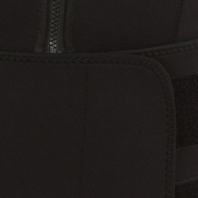 Women Sweat Sauna Suit Tank Top Sports Bra Slimming Corset With Adjustable Waist Shaper Belly Band Trainer Belt  Vest 3
