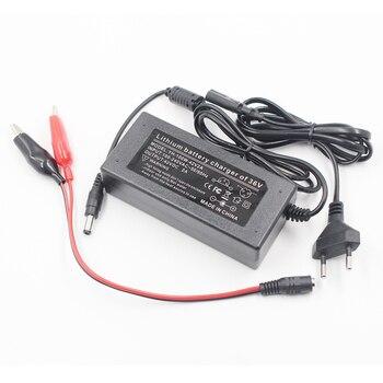 Cargador de batería de litio serie 10 36-42V 2A cargador 42V cargador de batería de litio para vehículo eléctrico conector de paquete de batería de litio