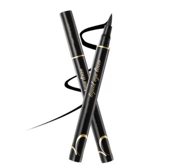 1PC Eyeliner Liquid Pen Waterproof Long Lasting Quick Drying Smooth Eye Liner Pen Pencil Makeup Beauty Make Up Tool 1