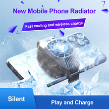 Radiator Cooler-System Gamepad-Holder Cooling-Fan Usb-Game Mobile-Phone for Huawei/samsung