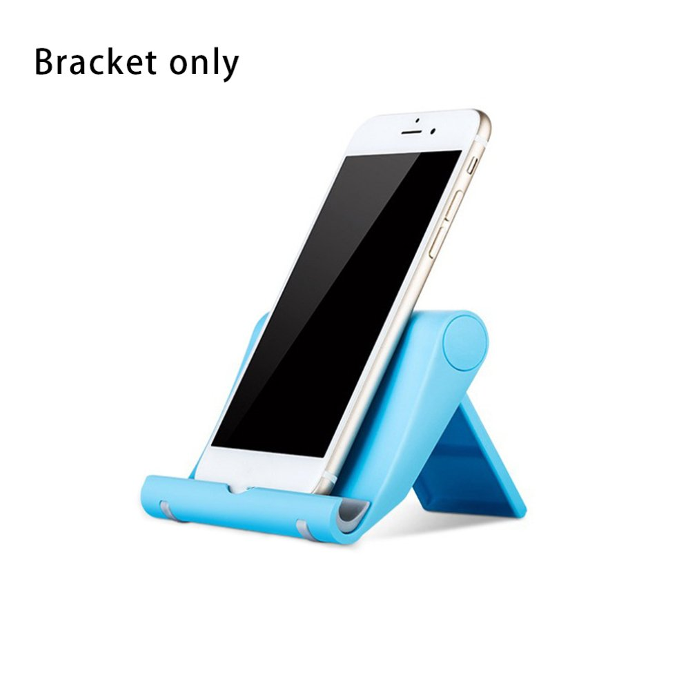 Portable Tablet Stand Foldable Lazy Phone Holder Universal Adjustable Smartphone Tablet Holder For IPhone Samsung