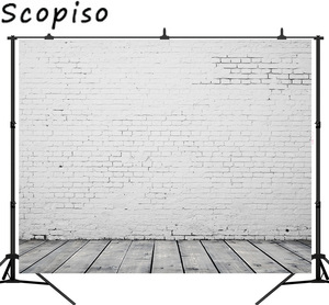 Scopiso Brick Wall Booth Party Photography Backdrop Photo Background Studio Prop