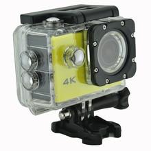 Спортивная экшн-видеокамера 4K Водонепроницаемая широкоугольная велосипедная уличная камера s DQ-Drop