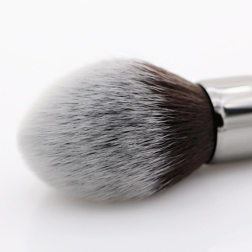 Sywinas 4pcs professional makeup brushes set face blending powder foundation cosmetics contour make up brushes. 4