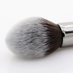 Image 5 - Sywinas מקצועי איפור מברשות סט 4PCS פנים מיזוג אבקת קרן קוסמטיקה קונטור איפור מברשות.
