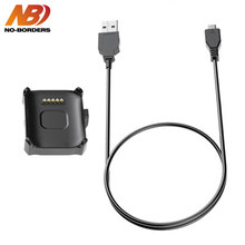 NO-BORDERS Smart Snap-on Smart Charger Charging Cable for P1C Smartwatch Smart Watch BR1 BR3 Smartwatch Smart Wristbands(China)
