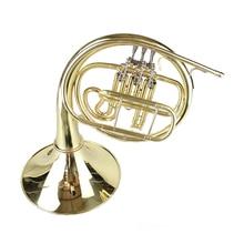 Французский рожок B плоский Waldhorn Профессиональный Trompa Франция латунный инструмент с Чехол BS01