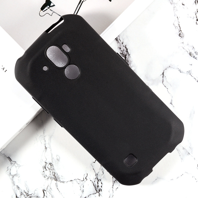 For Doogee S40 Case Full Protect Anti-knock TPU Silicone Matte Back Cover Case for Doogee S40 Phone Cases Cover(China)
