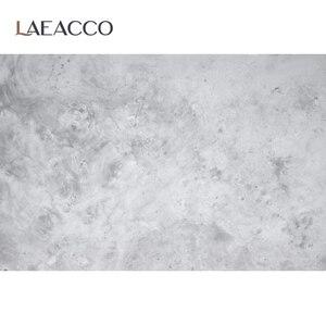 Image 4 - Laeacco muro de cemento gris gradiente de Color sólido textura de la superficie de la comida retrato foto fondos de fondo fotográfico estudio fotográfico