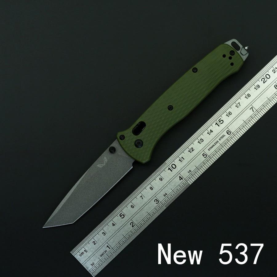 Новинка 537, карманный складной нож, ручка из нейлонового волокна, клинок марки 3 в, тактические ножи для выживания на природе, кемпинга, охоты, универсальные инструменты для повседневного использования|Ножи| | АлиЭкспресс