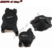 Мотоцикл крышка двигателя Защита Чехол для чехол GB гоночный для SUZUKI GSXR1000 2009 2010 2011 2012 2013