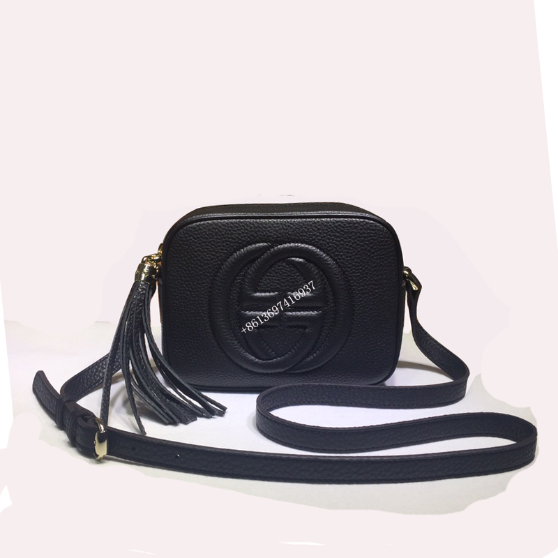 Crossbody Bags For Women Luxury Designer Bags Fashion Flap Soft Solid Genuine Leather Tassel Tote For Ladies Brand Gg Bags 2020