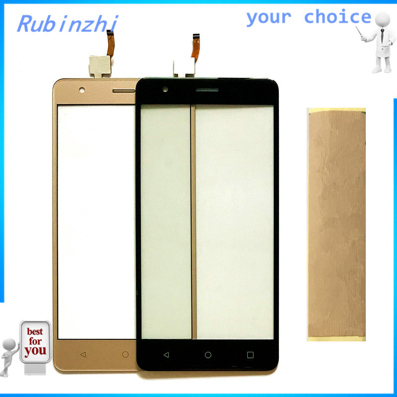 RUBINZHI Touch Screen Digitizer For Prestigio Muze H3 <font><b>PSP3552</b></font> PSP 3552 <font><b>DUO</b></font> Touchscreen Front Glass Sensor Panel With Tape image