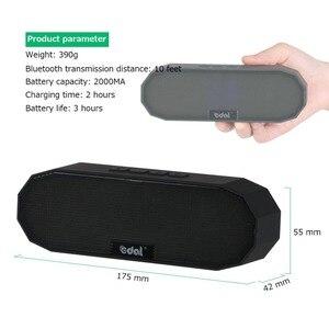 EDAL Portable Speaker Colorful
