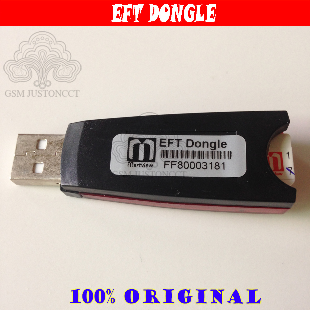 New ORIGINAL EASY FIRMWARE TEMA / EFT Dongle EFT Key 2 For Unlocking And Repairing Smart Phones