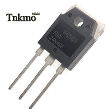 10 PIÈCES FDA24N40F TO 3P FDA24N40 24N40 TO3P 24A 400V transistor MOSFET livraison gratuite