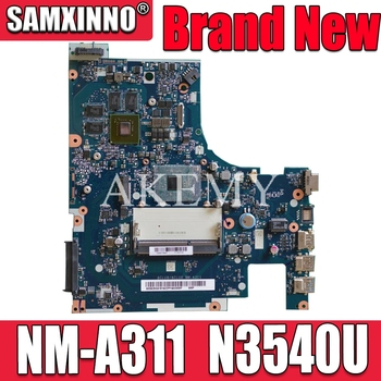 new NM-A311 mainboard For Lenovo G50-30 laptop pc motherboard (15-inch) ( for intel N3540 N3530 CPU 820M GPU 1GB GPU ) Test OK