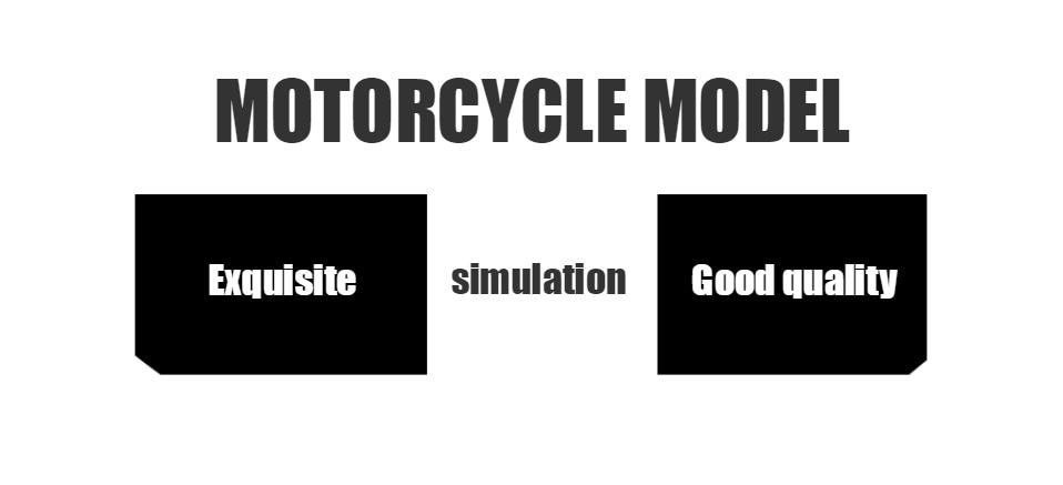 Toy KTM RC 390 Motorbike 11x3x6 cm 38