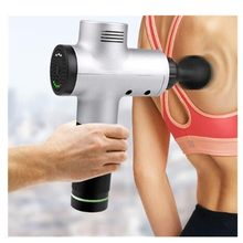 JY Massage Gun Muscle Massager Muscle Pain Management after Training Exercising Body Relaxation Slimming Shaping Pain(China)