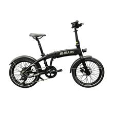 20 Inch Folding Electrical Bike Two Wheels Electrical Bicycle Brushless Motor 36V 250W Metropolis Highway Transportable Electrical Scooters Adults