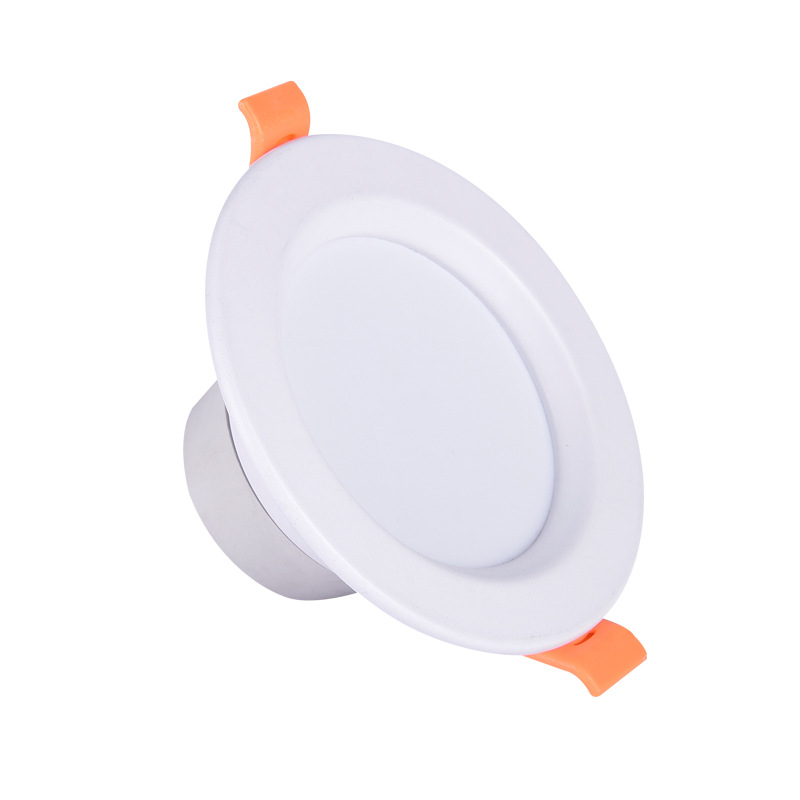 Led Ceiling Lights Downlight Spotlight Living Room Aisle Home Hole Lamp 5W12W18W Hotel Project Embedded White Light  Warm Light