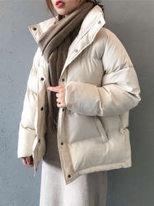 SDown-Jacket Parka Sh...