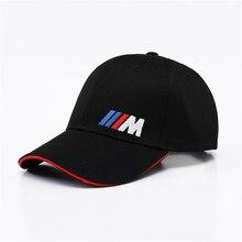 2021 Men Fashion Cotton Car logo M performance Baseball Cap hat for cotton fashion hip hop Unisex hats