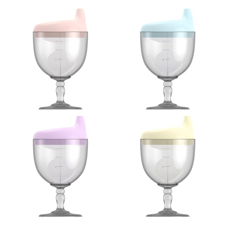 Royal Baby Goblet Sippy Cup