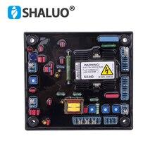 avr generator regulator Automatic Voltage Controller AVR 20kva 25kva single 3 Phase SX440 ac Alternator current stabilizer