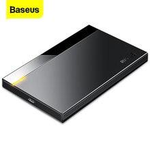 Baseus hdd чехол 25 sata к usb 30 Тип c 31 адаптер корпус внешний