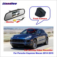 Liandlee For Porsche Cayenne Macan 2014 2015 Car Road Record WiFi DVR Dash Camera Driving Video Recorder