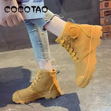 Candy Color High Help Female Canvas Shoes 2019 Summer New Br