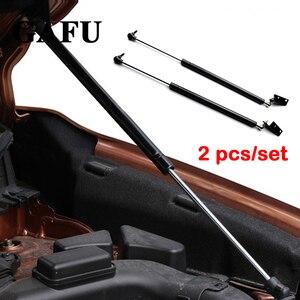 Image 4 - Support de voiture pour Suzuki Grand Vitara, capot avant, Support de potence à gaz, accessoires 2 pièces