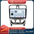 Автомобильный мультимедийный плеер OKNAVI, Android 9,0, радио, видео плеер, навигация, GPS, для Subaru Forester 2004 2005 2006 2008 2 din, без dvd