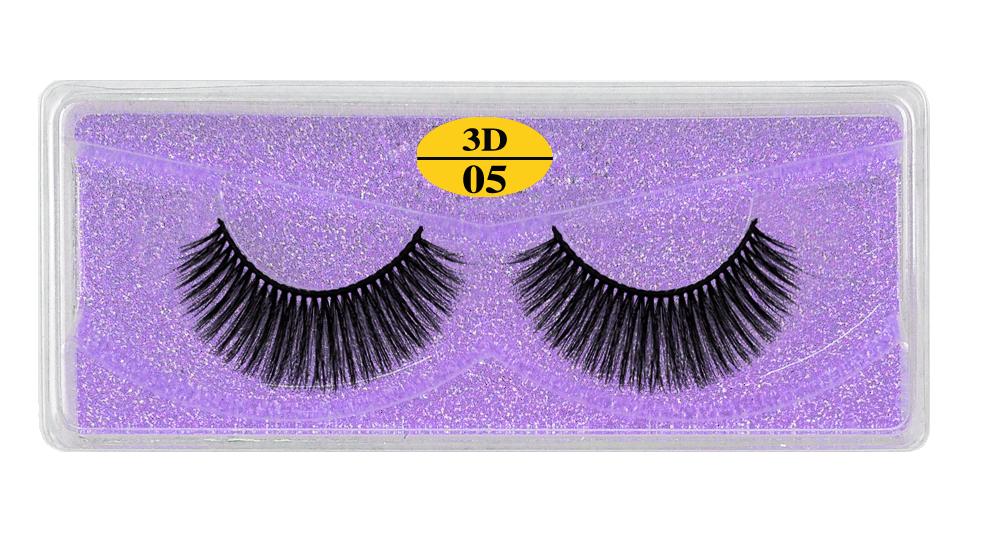 He14bb1b61f754a9fbc2460c17fb09c736 - MB Eyelashes Wholesale 40/50/100/200pcs 6D Mink Lashes Natural False Eyelashes Long Set faux cils Bulk Makeup wholesale lashes